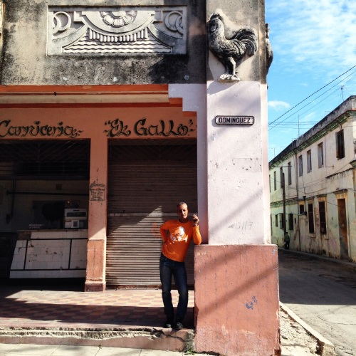 The Cerro neighborhood of Havana; full of character and characters.